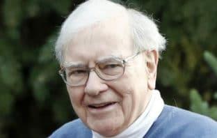 Ông Warren Buffett