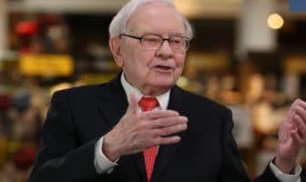 Tỷ phú Mỹ Warren Buffett - Ảnh- CNBC.